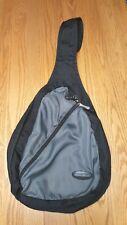 Eddie Bauer Sling Backpack Black Gray School Tablet Travel Overnight Gym Bag