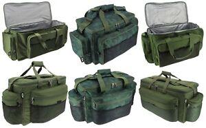 TOP Angeltasche Carryall Isolierung & fester Boden Tasche Tackle Bag Karpfen
