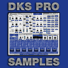 DKS PRO Drum Machine Plugin Samples (24-Bit WAV) Ableton Live Logic Pro Cubase