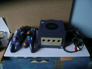 Console nintendo gamecube collection