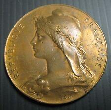 Médaille ASSOCIATION AMICALE ET DE PRÉVOYANCE DE LA PRÉFECTURE DE POLICE 1895