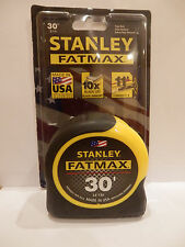 STANLEY FATMAX 30 FT. TAPE RULE