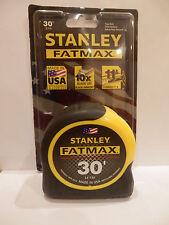 STANLEY FATMAX 30 FT. TAPE RULE