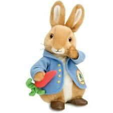 The Stuffed Animals & Plush Toys World Of Beatrix Potter: Collectible Peter