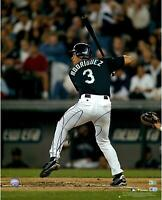 Alex Rodriguez Mariners Signed 16x20 Hitting Photo - Fanatics