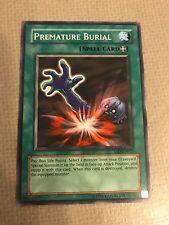 Yu-Gi-Oh! premature burial common YSD -EN023