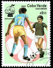 Scott # 447 - 1982 - ' 1982 World Cup Soccer Championships, Spain '