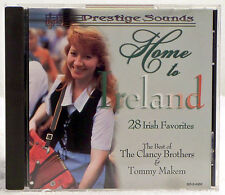 Home to Ireland by The Clancy Brothers (CD, Feb-1996, Madacy Distribution)