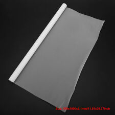300mm×1000mm Thickness 0.1mm PTFE Film Sheet Plate SR