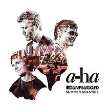 A-ha MTV Unplugged Summer Solstice 2 CD - Pre Release 6th October 2017