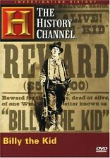 INVESTIGATING HISTORY - BILLY THE KID (HISTORY CHANNEL) NEW AND SEALED