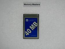 SDP3B   40MB PCMCIA ATA Flash Card
