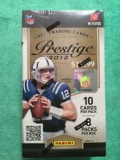 Panini Prestige Football Hobby Pack