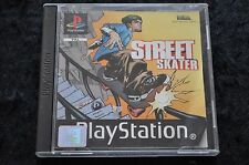 Street Skater Geen Front Cover Playstation 1 PS1