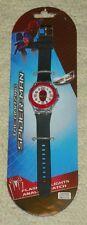 Ultimate Spider-Man Analog Display Quartz - Flashing Dial Watch - Black Band