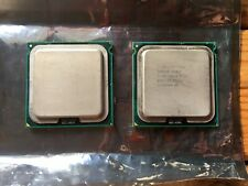 2x Intel Xeon E5310 Quad Core CPU SL9XR 1.60GHz 8M 1066MHz Socket LGA771