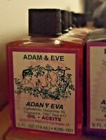 ADAM & EVE Ritual Oil Spells Wicca PAGAN Witchcraft Hoodoo 1/2 OZ Occult SPELL