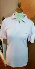 Tommy Hilfiger Polo T Shirt for MEN'S Custom Fit Short Sleeve Polo SIZE M