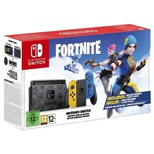 Nintendo Switch Fortnite Special Edition | BRAND NEW BOXED | PRE SALE | LIMITED