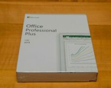 Brand New office 2019 professional plus Retail box