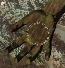"""Simple Minds (12"""" Vinilo P/s) este es tu tierra Virgen-SMXT 4-UK-1988-en muy buena condición+/en muy buena condición +"""