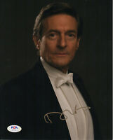 """""""DOWNTON ABBEY"""" : NIGEL HAVERS AS 'LORD HEPWORTH' SIGNED OFFICIAL PHOTO PSA"""