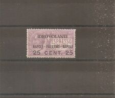 TIMBRE ITALIE ITALY ITALIA 1917 POSTA AERA PA N°2 NEUF* MH