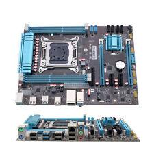 Computer PC ATX Gaming Motherboard DDR3/ECC USB 3.0 For Intel i7/E5 X79 LGA 2011