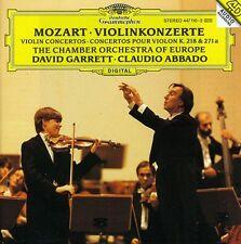David Garrett - Violin Concertos Nos 1 & 4 [New CD]