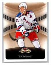 (HCW) 2015-16 Fleer Showcase #40 Derek Stepan NY Rangers NHL Mint