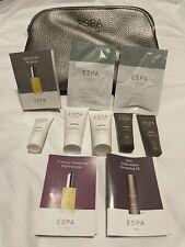 ESPA Spa Natural Skincare Facial Care Essential Travel Set UK Made!