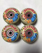 Spitfire Skateboard Wheels 54mm Wheels Bones Reds Bearings