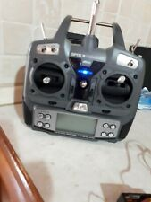Radiocomando Hitec Optic 6 Modellismo #nn Testato #