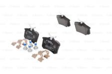 Bremsbelagsatz, Scheibenbremse für Bremsanlage Hinterachse BOSCH 0 986 494 596