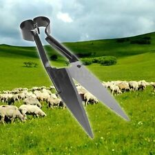 12'' Sheep Shearing Hand Shear Scissors Steel Handle Cutters Animal Wool Clipper