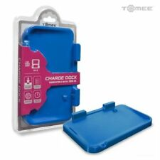 Nintendo 3DS XL Battery Charging Dock Cradle Base - Blue by Tomee