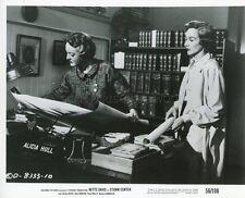 BETTE DAVIS  STORM CENTER 1956 VINTAGE PHOTO ORIGINAL #9
