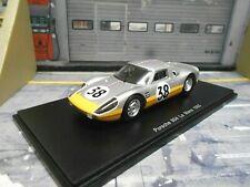 PORSCHE 904 2.0 24h Le Mans 1965 #38 Franc Kerguen Spark 1:43