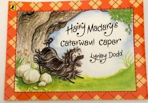 Hairy Maclary's Caterwaul Caper By Lynley Dodd Paperback