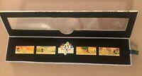 Walt Disney World Marathon 2001 - 5 Pin - Box Set