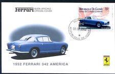 FERRARI BUSTA UFFICIALE - 1952  FERRARI  342 AMERICA