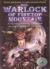The Warlock of Firetop Mountain (Fighting fantasy gamebooks),Steve Jackson, Ian