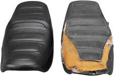 Saddlemen - H553D - Saddle Skins Motorcycle Replacement Seat Cover, Gray Grey