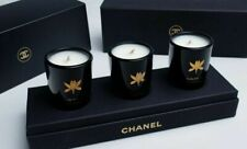 CHANEL candle sublimage scented bougies parfumees in box set 3x VIP GIFT