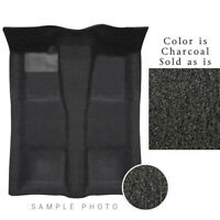 Newark Auto 79-83 Datsun//Nissan 280ZX Black Cut Pile Replacement Carpet With 20 Ounce Padding