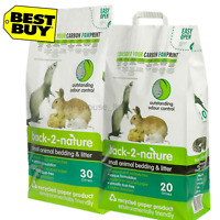 Small Animal Bedding Litter 10L 20L 30L Rodents Mammals Bird Reptile