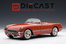 AUTOART 71082 CHEVROLET CORVETTE 1954 - RED 1:18TH SCALE