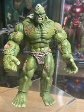 MARVEL LEGENDS END HULK FIGURE 2008 FIN FANG FOOM SERIES LOOSE  HASBRO PREOWNED