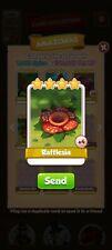 Rafflesia (Amazonas - NEW set) - Coin Master - Immediate Delivery