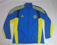 RARE Adidas ClimaProof 2013 Boston Marathon Celebration Jacket BAA 26.2 Size XL